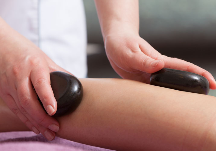 Holistic and Hot Stone Treatments